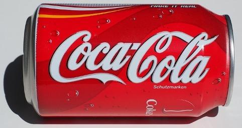 Logo Coca Cola - Grupo Milos