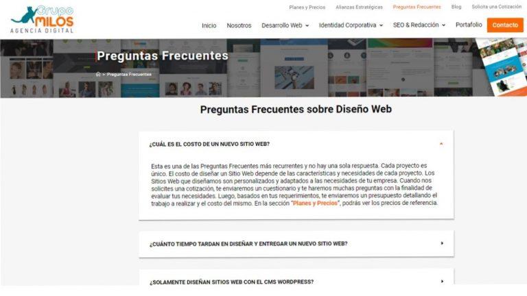 Importancia de un sitio web empresarial